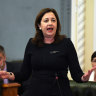 Queensland government plans political donations cap
