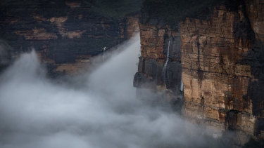 The Blue Mountains, NSW.