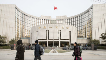 Virtual currencies should not and cannot be used in the market because they're not real currencies, according to a notice posted on PBOC's official WeChat account.