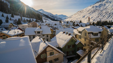 Switzerland's ski resorts will be shut down from midnight as part of lockdown measures to try and control the spread of coronavirus.