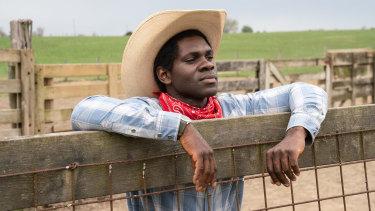Nigerian actor Conphidance  stars in an episode of Little America.