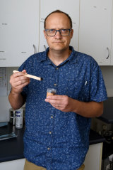 GP AndyCroaker was easily able to obtain black salve from online sellers for his research.