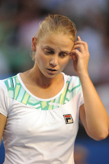 Jelena Dokic experienced intense scrutiny throughout her playing career.