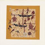 Yolngu printmaker Banduk Marika, from north-east Arnhem Land, has made the cut.