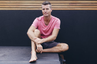 Celebrity chef Pete Evans did not enjoy the fantasy feast.