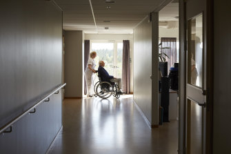 In 2017-2018, the federal government spent $12 billion on residential aged care.