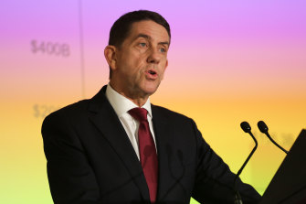 Queensland Treasurer Cameron Dick said the state would dig itself out of deficit by 2024-25.