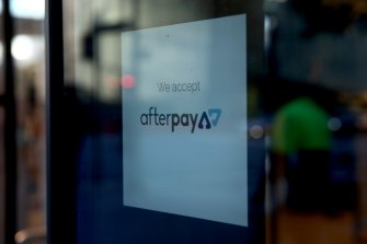 Afterpay says cryptocurrencies could cut merchants' payment costs.