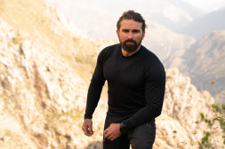 Ant Middleton, the former British Commando and host of the reality series SAS: Who Dares Wins, a local version of which is coming to Seven in 2020.