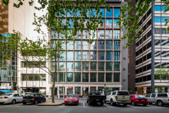 An eight-storey office building at 170 Queen Street, Melbourne, has sold for close to $30m.