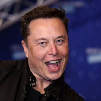 Elon Musk will let customers use Bitcoin to buy his cars.