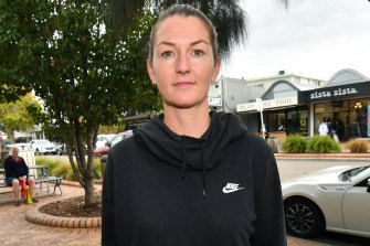 Jaimie Cartwright says she is tired of the revolving door of prime ministers.