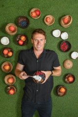 Jake McKeon came up with the idea for Coconut Bowls on a surf trip to Bali.