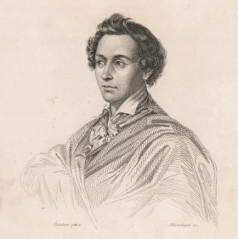 "Marie Antoine Careme, exponent of the ""high art"" of French cooking."