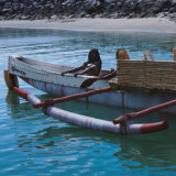 Prior to European contact, the economy was centred on the sea and barter.