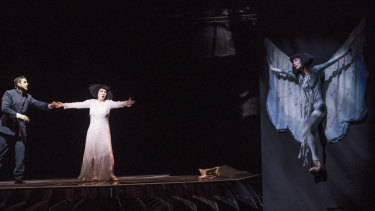 The production is full of dramatic moments aided by conductor Massimo Zanetti and the Opera Australia Orchestra.