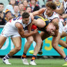 Charging Dockers deny persistent Crows