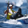 'It will sink in soon': Only a catastrophe will stop another Australian sailing gold