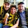 Yellow-and-black Sabbath: Orthodox Jews in grand final lockdown until sun sets