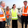 Bold Brisbane western bypass road back on the planning agenda with $7m
