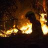 Volunteer firefighter dies after truck rolls near Albury