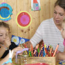 Families could pay full childcare fees from mid-October