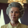 Petite but no pushover: now Imelda Staunton is taking on the Queen