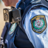 David Leishman, 49, was arrested at his Katoomba home last Friday following an investigation by the Blue Mountains local area command into allegations that a teacher had sexually touched a female student.