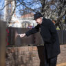 New Jewish war memorial unveiled in Canberra
