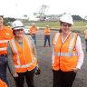 "Queensland Premier Annastacia Palaszczuk ... ""This is a matter of weeks, not months."""