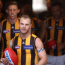 Mitchell ready to lead Hawks if captaincy opportunity arises