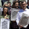 Journalists face jail threat and culture of secrecy as Senate report suggests overhaul