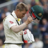 Warning signs for Warner, a shadow of himself
