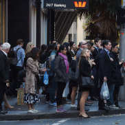 Unclogging Sydney: How to ease pedestrian congestion
