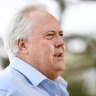 Clive Palmer has rubbished plans by the McGowan Government to cap election campaign spending.