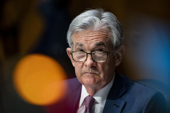 Not everyone will immediately benefit from the economic recovery, warns US Federal Reserve chairman Jerome Powell.