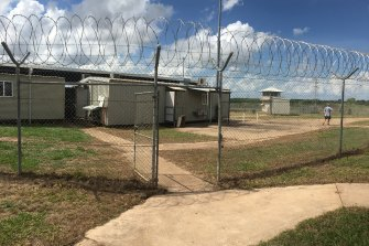 The infamous Don Dale Detention Centre in Darwin.