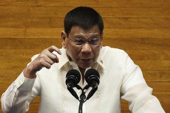 Philippine President Rodrigo Duterte will extend his rule but as vice-president.