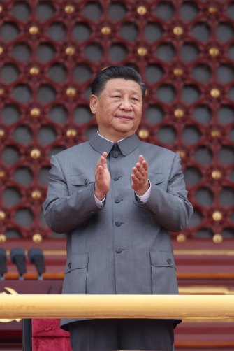 China's leader, Xi Jinping, forged a more muscular and confident foreign policy, one being reflected by Zhao Lijian.
