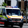 Man critical with burns to half his body after 'gas explosion' in Sydney's west