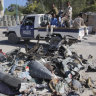 Extremists attack Somalia government office, minister killed