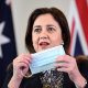Queensland Premier Annastacia Palaszczuk has warned 400,000 unvaccinated residents they have less than two weeks to get the jab.