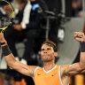Live coverage: Alex De Minaur goes down to Rafael Nadal in straight sets