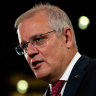 'The risk has changed': Morrison seeks a deal to open economy, borders