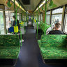Crisis talks as Melbourne's train, tram passenger numbers slump by 90%