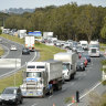 Full throttle: More registered cars than drivers as Queensland hits the road