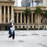 Architectural institute gives Brisbane CBD red mark over green space