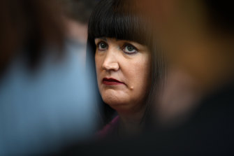 Rugby Australia chief executive Raelene Castle faces her most daunting annual general meeting of her tenure on Monday.