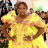 'I don't shop a lot': Serena Williams on her three wardrobe essentials