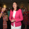 Queensland election 2020: Palaszczuk pledges budget by Christmas after election win